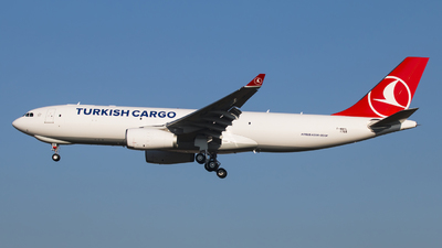F-WWYL - Airbus A330-243F - Turkish Airlines Cargo