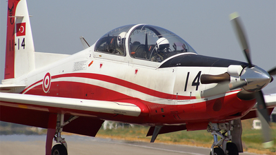 11-14 - KAI KT-1 Woong-Bee - Turkey - Air Force