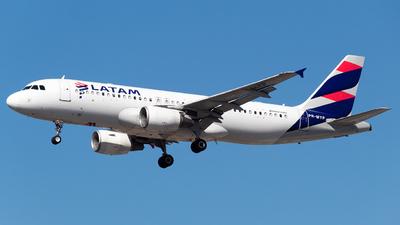 PR-MYP - Airbus A320-214 - LATAM Airlines