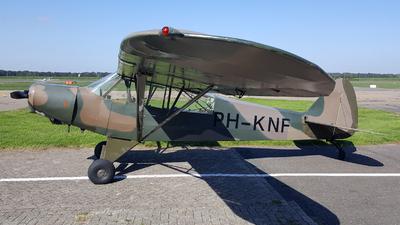 PH-KNF - Piper PA-18-135 Super Cub - Private