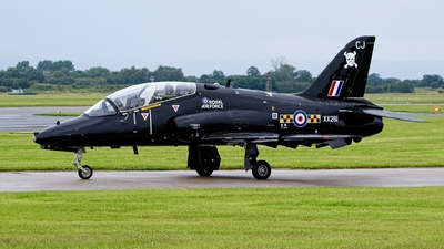 A picture of XX261 - BAe Systems Hawk T1A -  - © Jez-UK