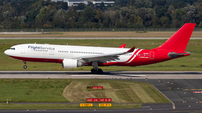 9H-MFS - Airbus A330-203 - AELF FlightService (Maleth Aero)