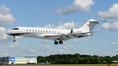 B-8266 - Bombardier BD-700-1A10 Global Express - Private