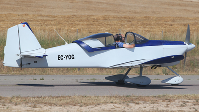 EC-YOG - Vans RV-6 - Private