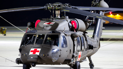 17-20946 - Sikorsky HH-60M Blackhawk - United States - US Army