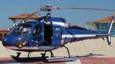 F-MJCM - Eurocopter AS 350BA Ecureuil - France - Gendarmerie