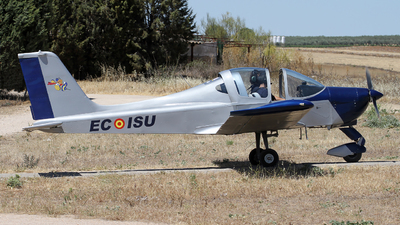 EC-ISU - Tecnam P96 Golf - Private