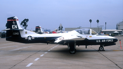 57-2240 - Cessna T-37B Tweety Bird - United States - US Air Force (USAF)