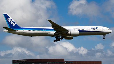 JA795A - Boeing 777-381ER - All Nippon Airways (ANA)