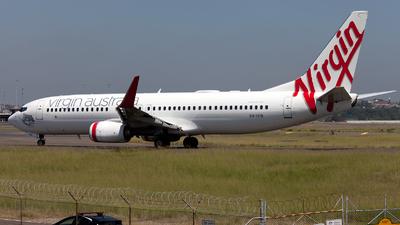 VH-YFN - Boeing 737-8FE - Virgin Australia Airlines