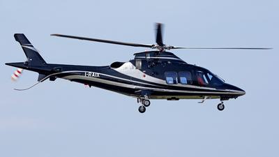 I-RAIX - Agusta-Westland AW-109A - Private