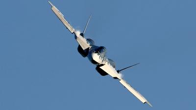 054 - Sukhoi Su-57 - Russia - Air Force