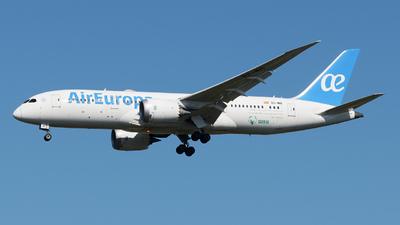 EC-MIG - Boeing 787-8 Dreamliner - Air Europa