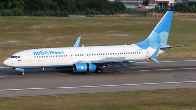 A picture of VPBQQ - Boeing 7378MC - Pobeda - © SeniorNN