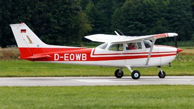 D-EOWB - Reims-Cessna F172P Skyhawk II - Private