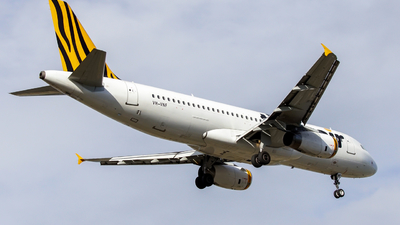 VH-VNF - Airbus A320-232 - Tiger Airways