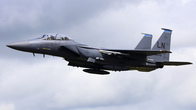 91-0605 - McDonnell Douglas F-15E Strike Eagle - United States - US Air Force (USAF)