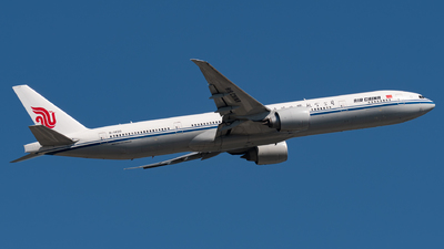 B-1430 - Boeing 777-39LER - Air China
