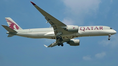 A7-ALA - Airbus A350-941 - Qatar Airways