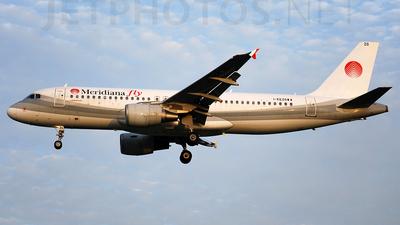 I-EEZG - Airbus A320-214 - Meridiana fly