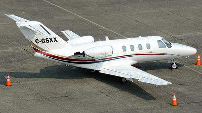A picture of CGSXX - Cessna 525 CitationJet CJ1 - [5250109] - © Alevik