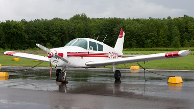 CF-CWY - Piper PA-28-140 Cherokee - Private