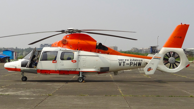 VT-PHW - Eurocopter AS 365N3 Dauphin - Pawan Hans Helicopters
