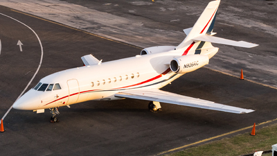 N926RC - Dassault Falcon 2000 - Private