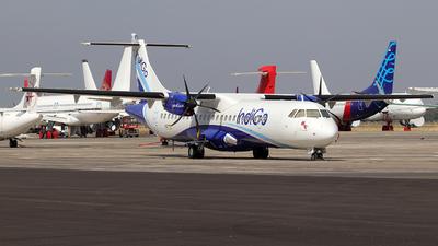 F-WWED - ATR 72-212A(600) - IndiGo Airlines