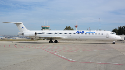 LZ-DEO - McDonnell Douglas MD-82 - ALK Airlines