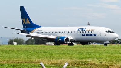 N42XA - Boeing 737-429 - Xtra Airways
