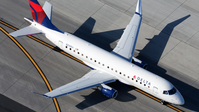 N293SY - Embraer 170-200LR - Delta Connection (SkyWest Airlines)