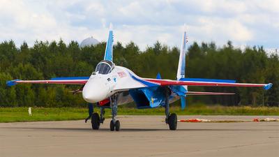 RF-95904 - Sukhoi Su-35S - Russia - Air Force