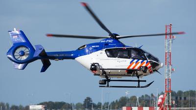 PH-PXC - Eurocopter EC 135P2+ - Netherlands - Police