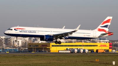G-NEOV - Airbus A321-251NX - British Airways