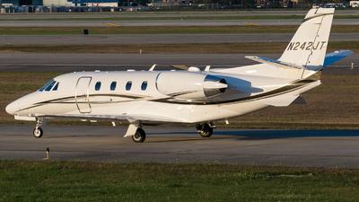 A picture of N242JT - Cessna 560XLS Citation Excel + - [5606131] - © Positive Rate Photography