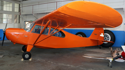 N2758E - Aeronca 7AC Champion - Private