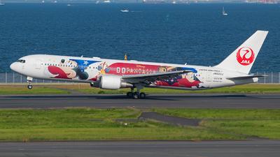 JA622J - Boeing 767-346(ER) - Japan Airlines (JAL)