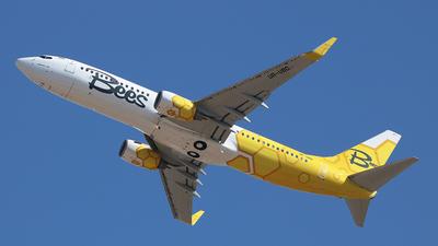 UR-UBD - Boeing 737-8HX - Bees Airline