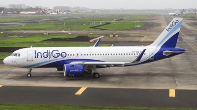 VT-IZG - Airbus A320-271N - IndiGo Airlines