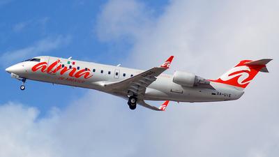 XA-UIE - Bombardier CRJ-200ER - Alma de México