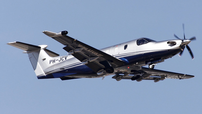 PH-JCV - Pilatus PC-12 NGX - Private