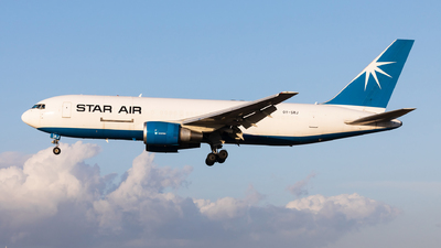 OY-SRJ - Boeing 767-25E(BDSF) - Star Air