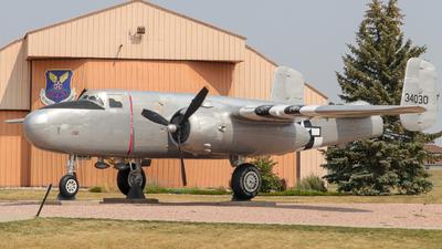 43-4030 - North American B-25J Mitchell - United States - US Air Force (USAF)