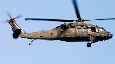 92-26425 - Sikorsky UH-60L Blackhawk - United States - US Army