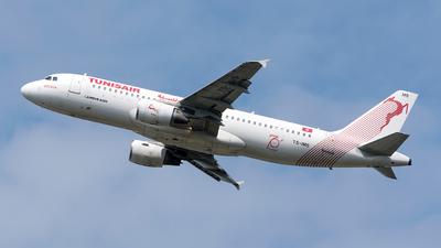 TS-IMS - Airbus A320-214 - Tunisair - Flightradar24