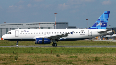 F-WWIL - Airbus A320-232 - jetBlue Airways