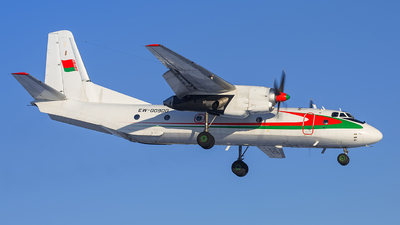 EW-009DD - Antonov An-26KPA - Belarus - Air Force