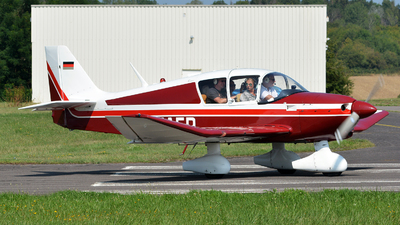 D-EAFP - Robin DR253 Regent - Private