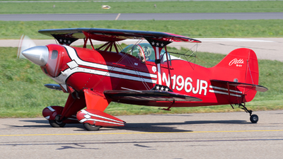 A picture of N196JR - Aerotek Pitts S1T Speical - [1019] - © Jesse Vervoort